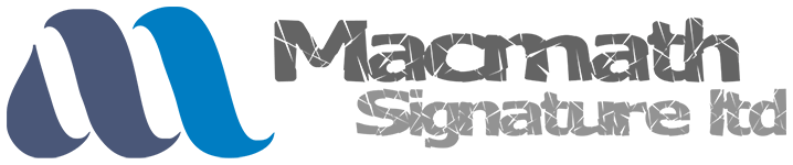 Macmath Signature Limited Logo
